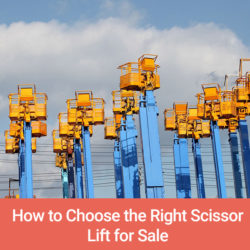 scissor lift for sale