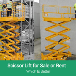 scissor lift for sale adelaide