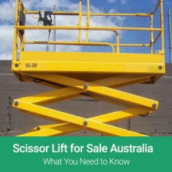 scissor lift for sale australia